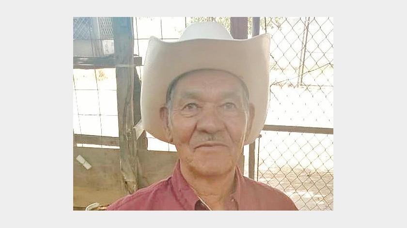 """El 8 de julio don Manuel Meneses Córdoba, a quien de cariño llaman """"Don Rey"""", salió de su domicilio pero desde entonces no saben nada de él.(Especial)"""