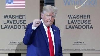 La reelección se le ha complicado a Trump, debido a su gestión de las crisis sanitaria y económica derivadas de la pandemia.