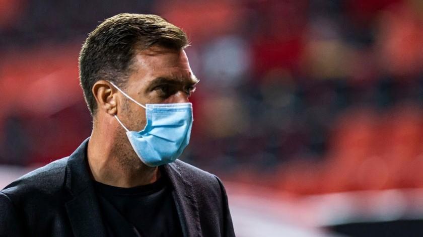 Pablo Guede, técnico de Xolos.