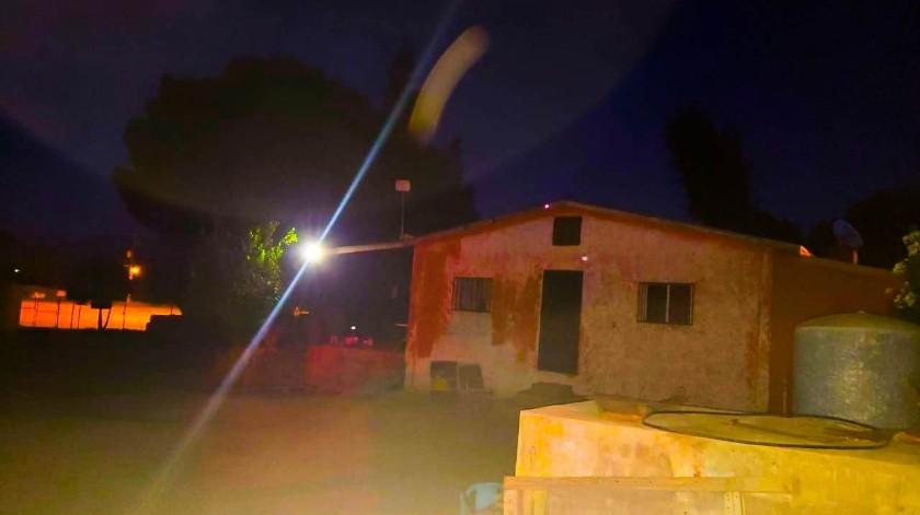 Balean casa en Tecate