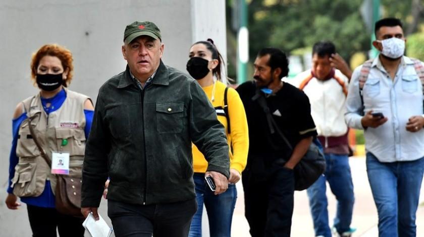 Covid-19 en México: 794 muertes y 6 mil 717 nuevos contagios este día(EFE)