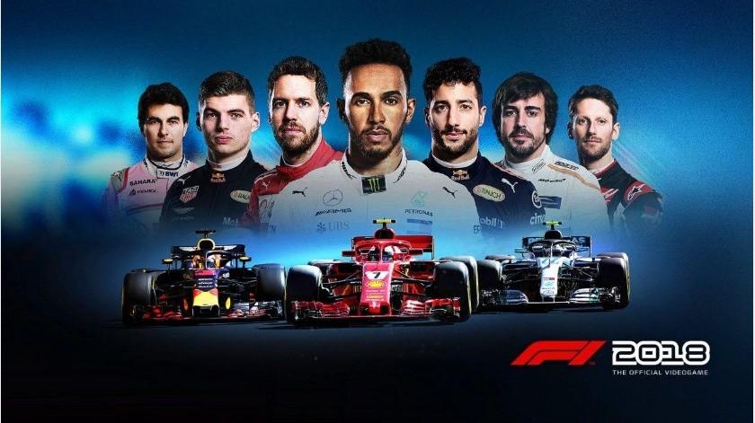 Descarga F1 2018 gratis para PC por tiempo limitado