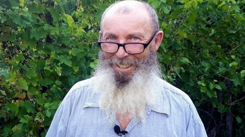 capitán Boris Prokoshev, quien llevó la carga de nitrato de amonio a Beirut(Twitter)