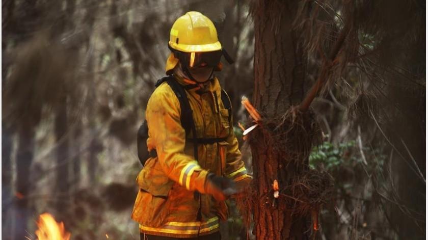 Luto en Perú: mueren ocho personas por incendio; hay decenas de heridos(EFE)