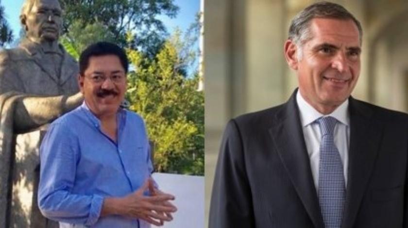 Reclaman maestros de Oaxaca la detención de exgobernadores Ulises Ruiz y Gabino Cué(FB Oficial)