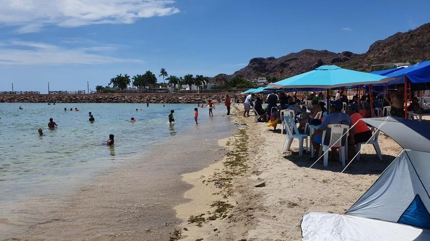 Guaymas registra récord en casos de Covid en un día(Yesicka Ojeda)
