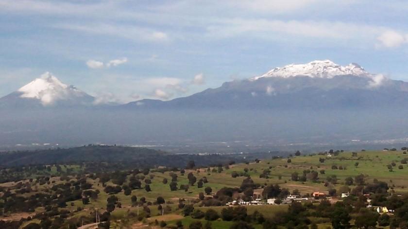 El Izta-Popo fue declarado Parque Nacional el 8 de noviembre de 1935 y en 2010. la Unesco lo clasificó como Reserva de la Biosfera(Tomada de la red)