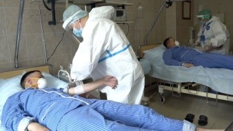 En la entidad un total de 8 mil 172 pacientes se han recuperado luego de haberse contagiado de Covid-19.