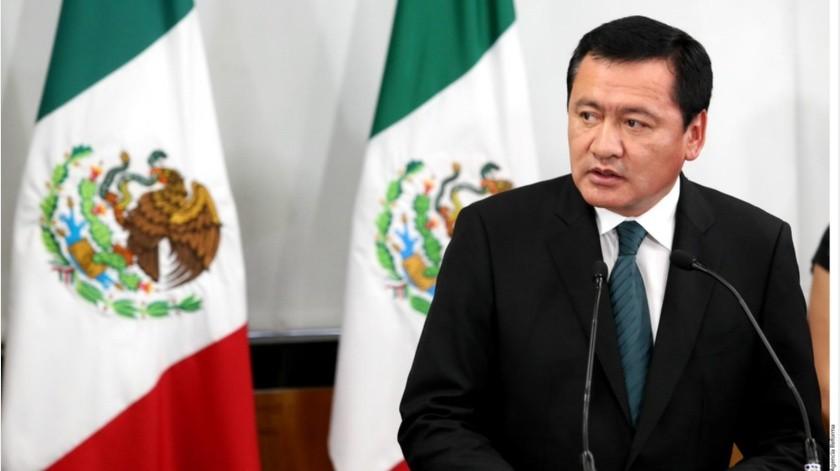 Entre los acusados se encuentran la exsecretaria general de la extinta Policía Federal, Frida Martínez Zamora, cercana a Osorio Chong(Archivo GH)