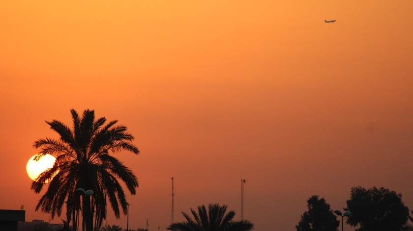 Intensa ola de calor alcanza los 52ºC en Irak(pixabay)