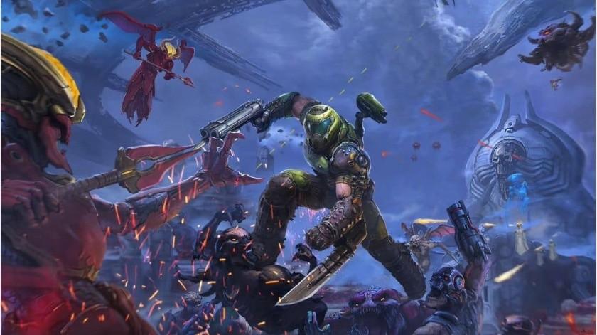 Doom Eternal presenta The Ancient Gods, la primera expansión para la campaña