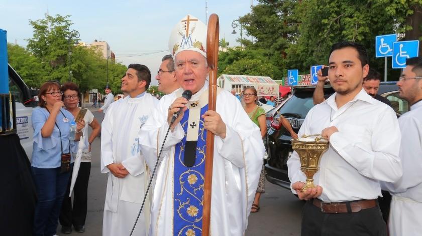 Arquidiócesis de Hermosillo anuncia Comisión para la Protección de Menores(Alejandro Carbajal)