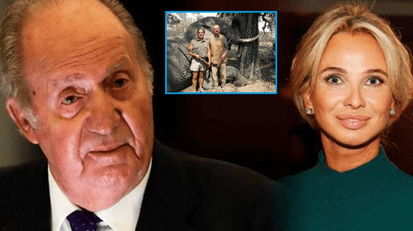 Corinna Larsen y matar elefantes: Dos escándalos de Juan Carlos que pusieron en jaque la corona española(Especial)