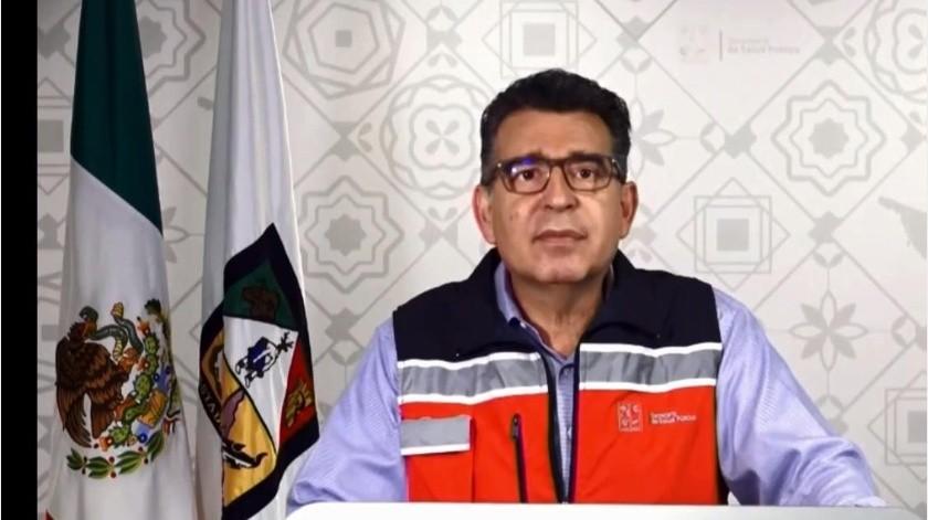 """""""Jóvenes, los que más esparcen Covid-19 en Sonora"""": Clausen(Captura de video)"""