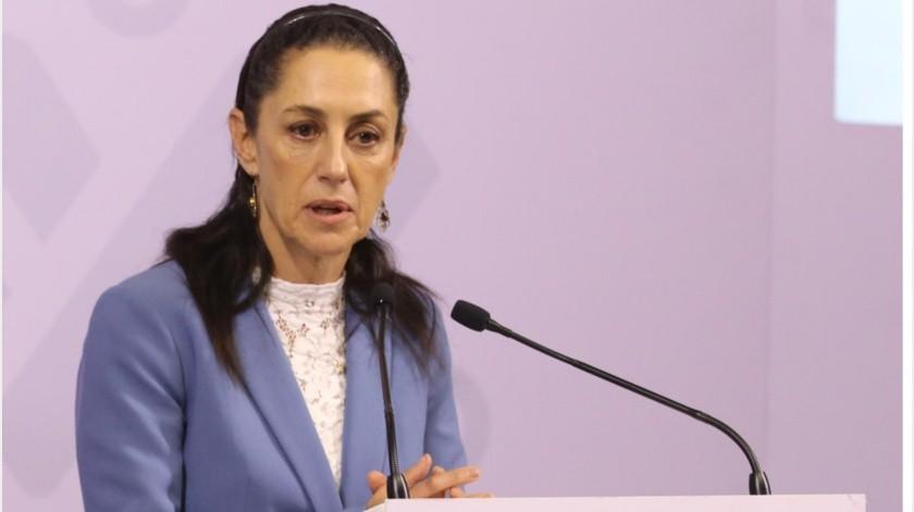 Jesús Orta renunció por investigación de FGR: Claudia Sheinbaum(GH)