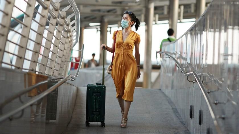 Uso obligatorio de mascarillas, distanciamiento social y mayores medidas de seguridad: así serán los aeropuertos después de la pandemia.
