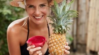 La piña es una fruta que aporta grandes beneficios a nuestra dieta.