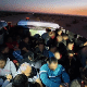 Aseguran a medio centenar de migrantes en un camión en Imperial