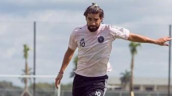 Rodolfo Pizarro listo para el regreso de la MLS con el Inter de Miami