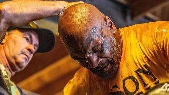 Regreso de Mike Tyson vs. Roy Jones Jr. se postergó hasta noviembre