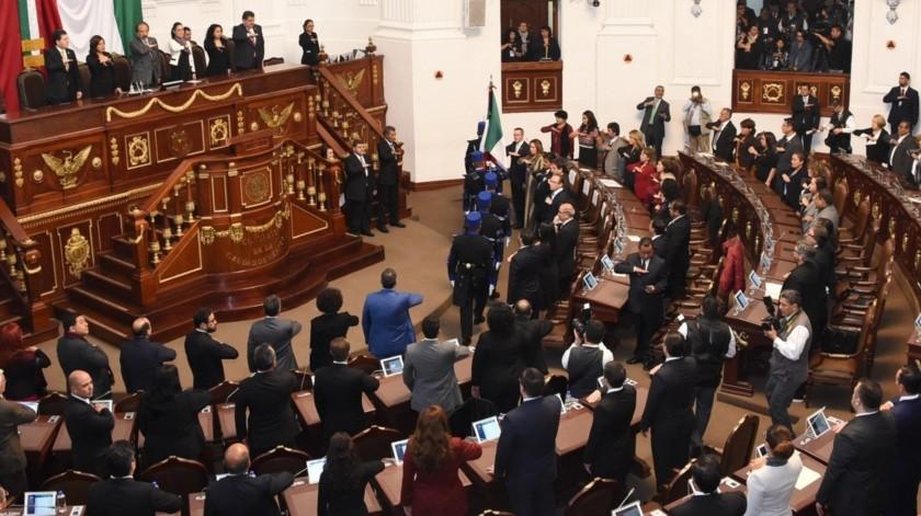 Suspenden servicio de internet en Congreso de CDMX por adeudo de 124 mil pesos(FB Oficial)