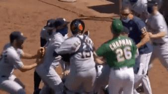 Lanzador mexicano causante de la primera trifulca de la temporada 2020 de la MLB