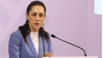 Claudia Sheinbaum se aísla tras positivo a Covid-19 de secretario de Gobierno