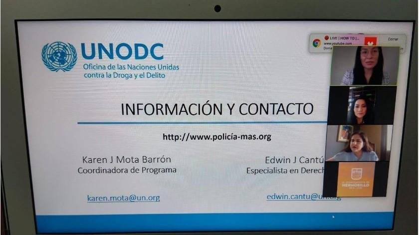 Establece alcaldesa colaboración para reforzar atención a grupos vulnerables(Especial)