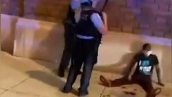 VIDEO: caos en las calles de Chicago; arrestan a más de cien personas por disturbios
