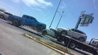 Recuperan autos en carretera Altar-Santa Ana; fueron robados con violencia