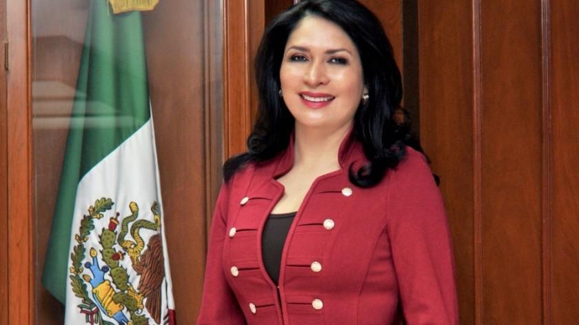 """La vida """"próspera"""" de Laura Vargas, esposa de Osorio Chong, como directora del DIF: Sin Embargo(Archivo GH)"""