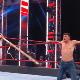 ¡Una golpiza como bienvenida! Hijo de Rey Mysterio Jr. es apaleado por Rollins tras firmar con WWE