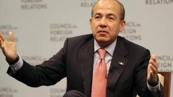 """AMLO sostiene que con Calderón """"gobernaba el narco"""" y le dice: """"el que nada debe, nada teme"""""""
