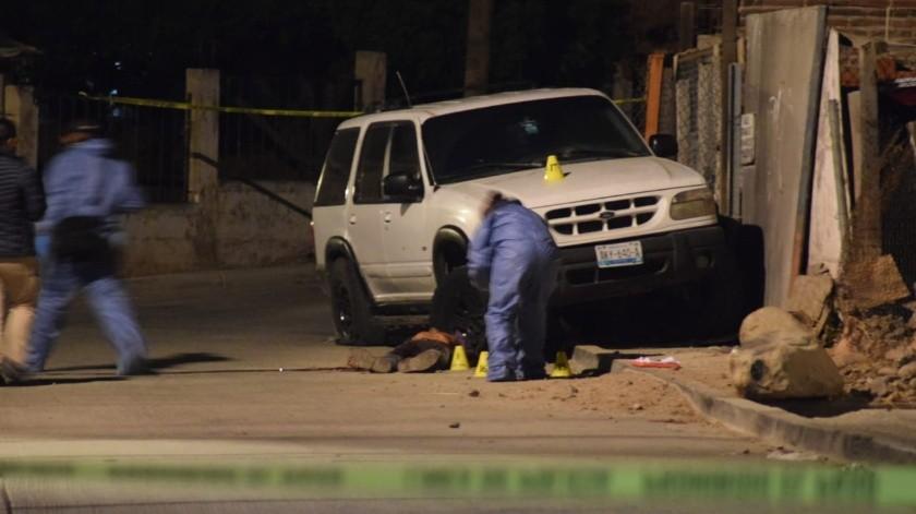 Matan a sujeto en calles de la Tres de Octubre(Margarito Martínez)