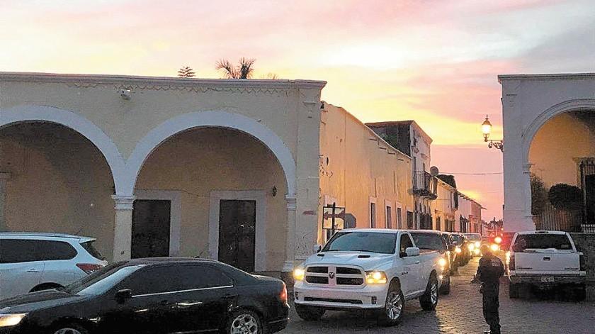 Álamos es un Municipio con una rica historia.(GH)