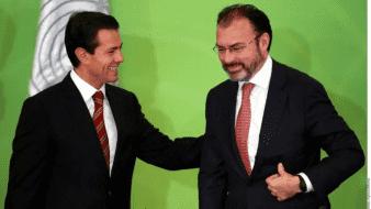 Las claves de FGR contra Peña Nieto y Videgaray tras acusaciones de Lozoya