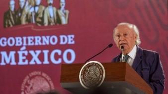 Víctor Toledo denuncia campaña de desprestigio contra Semarnat por prohibición del glifosato