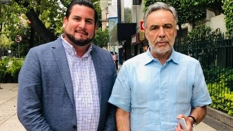 Ismael Burgueño asume dirigencia de Morena en BC
