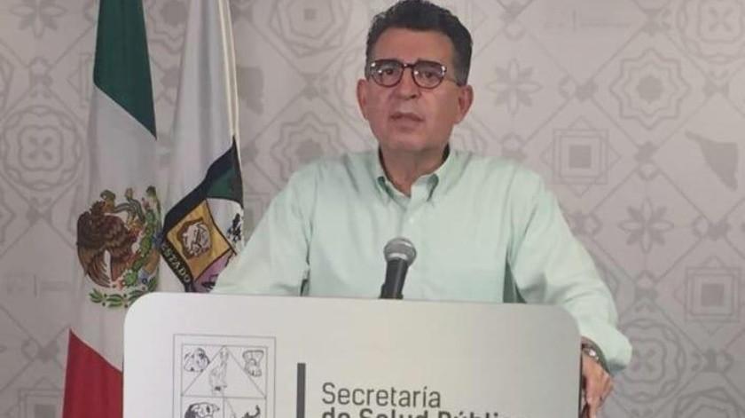 Enrique Clausen Iberri, secretario de Salud de Sonora.(GH)