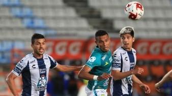 Con gol de Yairo Moreno el León se lleva la victoria sobre Pachuca