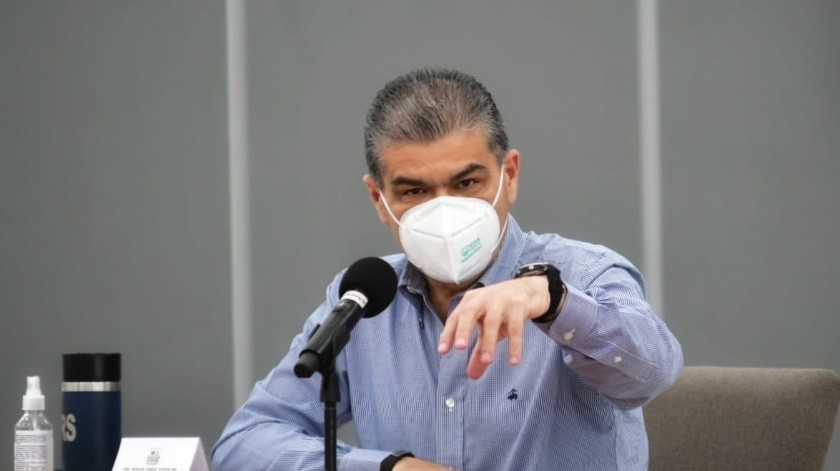 Se planearentar hoteles para pacientes Covid-19 ysospechosos: Miguel Riquelme, Gobernador de Coahuila(Twitter @mrikelme)
