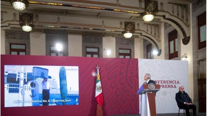 """El presidente responde a insistencias deConstellation Brands sobre planta en Mexicali """"que se busquen otras opciones"""".(Gobierno de México)"""
