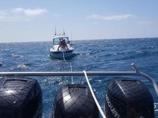 Apoya Marina en rescate de cuatro estadounidenses en Rosarito