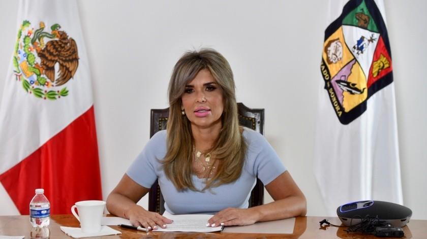 Gobernadora Claudia Pavlovich llama a jóvenes a seguir creciendo y ser el futuro de Sonora(GH)