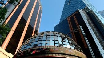 Bolsa mexicana baja el 0,18 % con oscilaciones entre pérdidas y ganancias