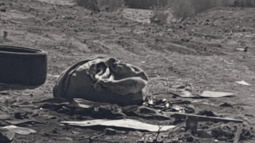 Localizan cadáver al poniente de Mexicali(Cortesía)