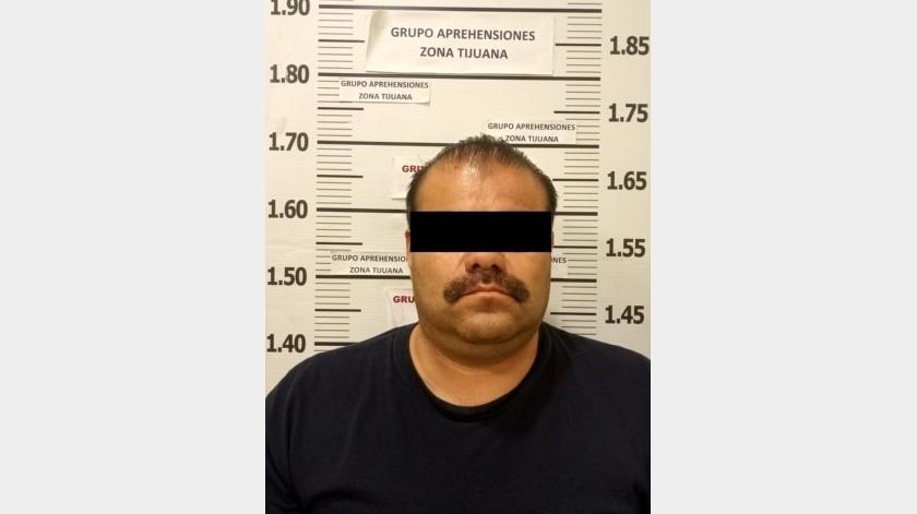 Arrestan a policía municipal acusado de violación