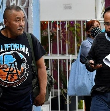 Covid-19 en México: 737 muertes y 5 mil 858 contagios nuevos este día