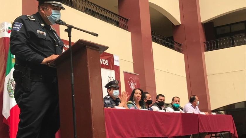 Se pretende que este curso sea permanente y que se extienda a otros conductores como motociclistas y choferes.(Carmen Gutiérrez)