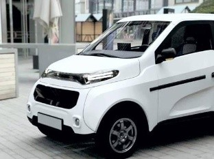 Zetta, el coche eléctrico más barato del mercado que llegará desde Rusia
